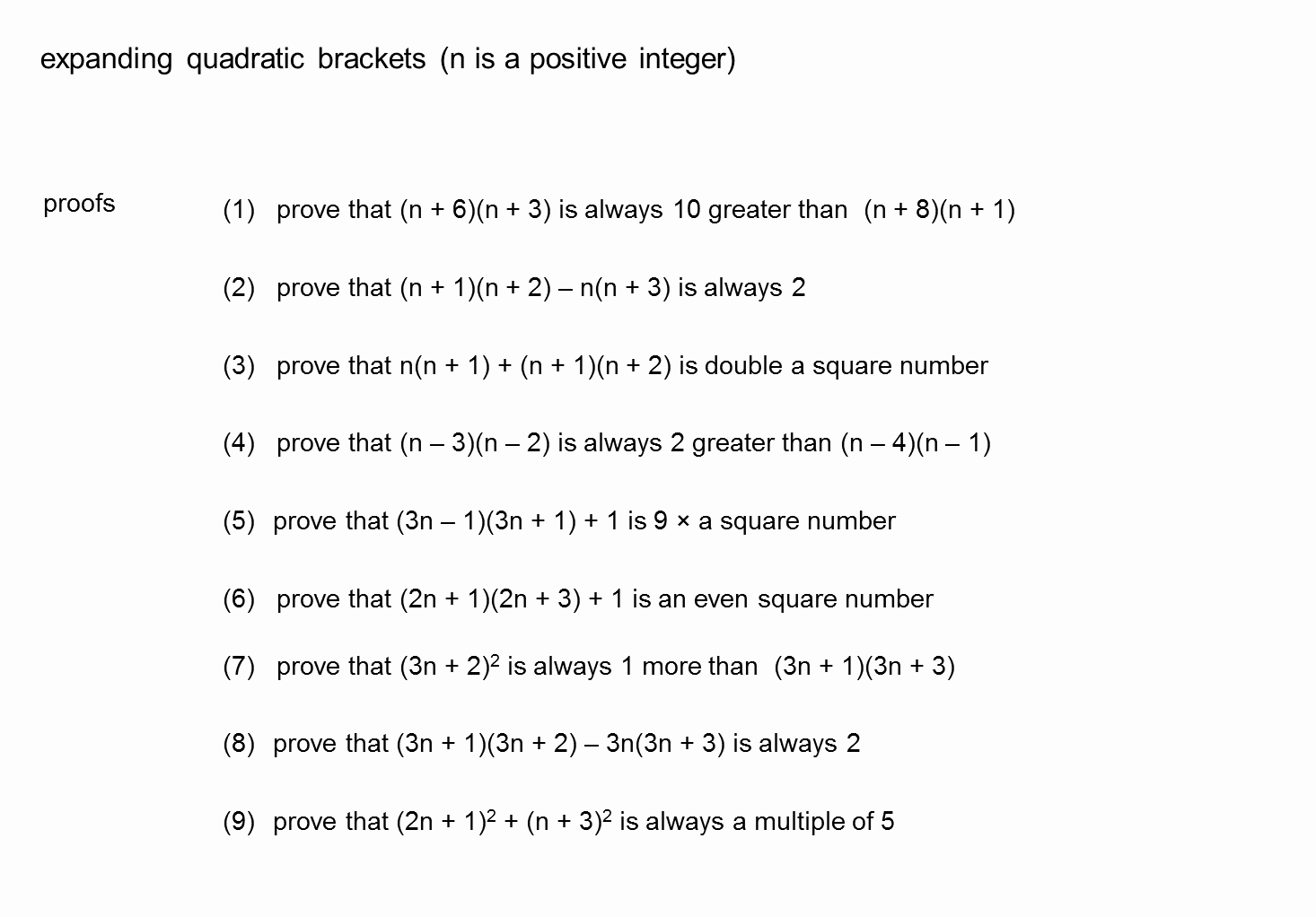 Algebraic Proofs Worksheet with Answers Beautiful Resourceaholic Algebra
