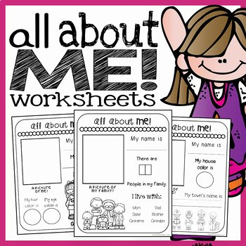 All About Me Worksheet Pdf Best Of All About Me Worksheets by the Super Teacher