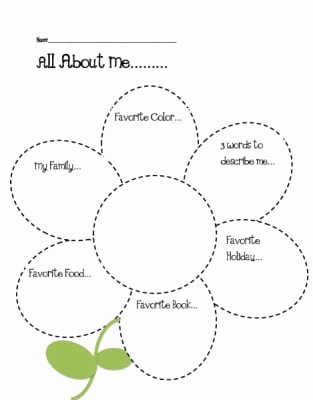 All About Me Worksheet Pdf Best Of Free All About Me Printables Homeschool Giveaways