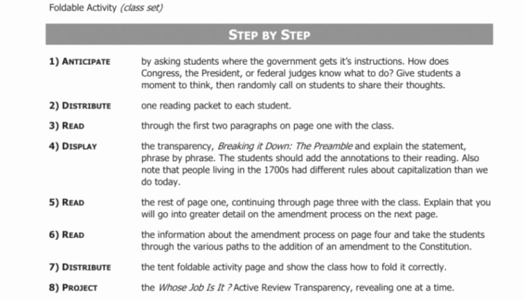 Anatomy Of the Constitution Worksheet Beautiful the Latest Template Of Anatomy the Constitution From 5