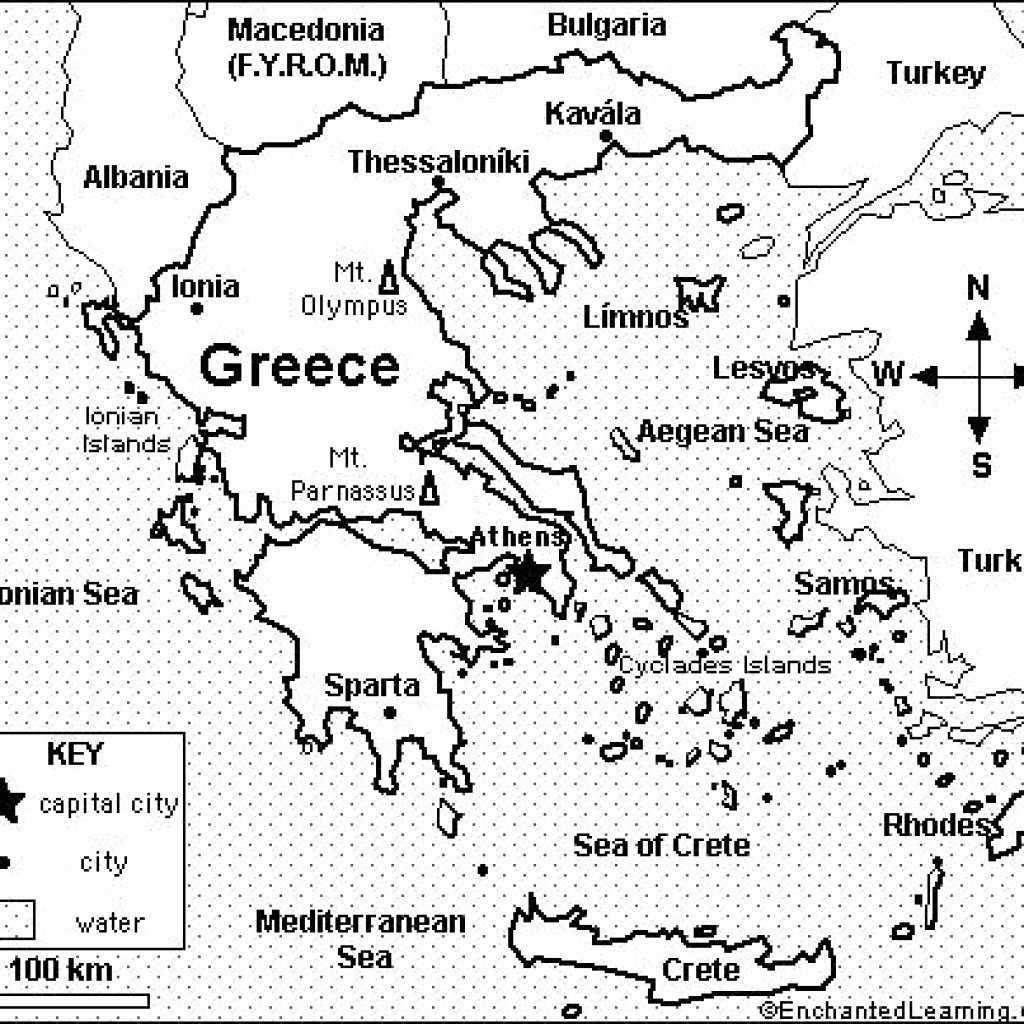 Ancient Greece Map Worksheet Unique Ancient Greece Map Worksheet – Db Excel
