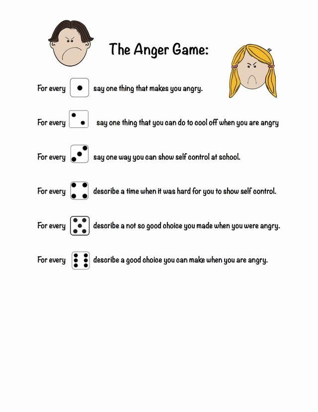 Anger Management Worksheet for Teenagers Inspirational 25 Best Ideas About Anger Management Activities On