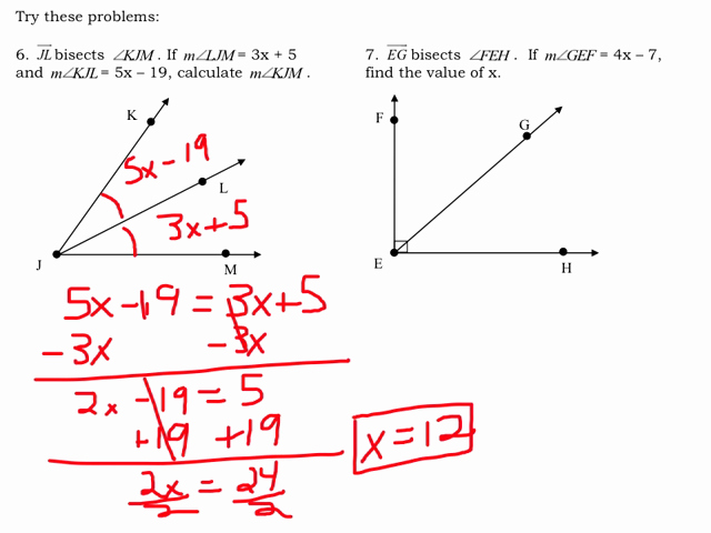 Angle Addition Postulate Worksheet Awesome 52 Angle Addition Postulate Worksheet Angle Addition