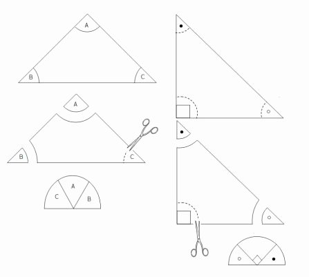 Angles In A Triangle Worksheet Unique Angles In A Triangle with Videos Worksheets Games