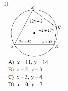 Angles In Circles Worksheet Lovely Circles Inscribed Angles Worksheets