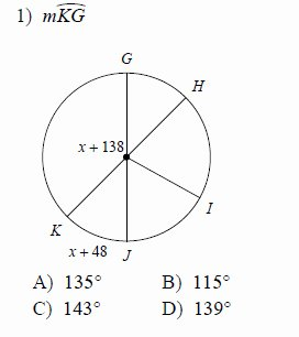 Angles In Circles Worksheet Luxury Circles Measures Of Arcs and Central Angles Worksheets