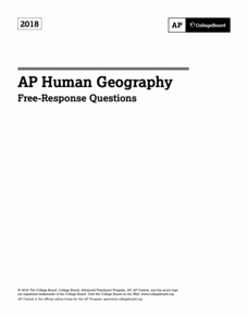 Ap Human Geography Worksheet Answers Awesome Human Geography Lesson Plans & Worksheets