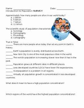 Ap Human Geography Worksheet Answers Inspirational Ap Human Geography Handouts On Population 20 Worksheets