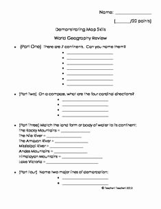 Ap Human Geography Worksheet Answers Luxury Building Geographic Literacy Worksheet