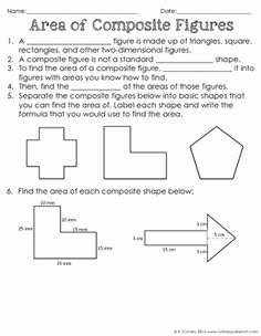Area Of Composite Figures Worksheet Inspirational area Of Posite Figures Worksheet