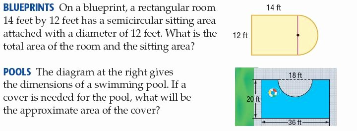 Area Of Shaded Region Worksheet Beautiful New Page Ms Passarella S Math Class