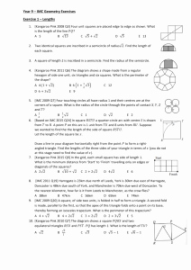 Area Of Shaded Region Worksheet Unique Finding the area Of Shaded Region