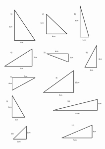 Area Of Triangles Worksheet Pdf Unique area Of Triangles for 20 05 11cx