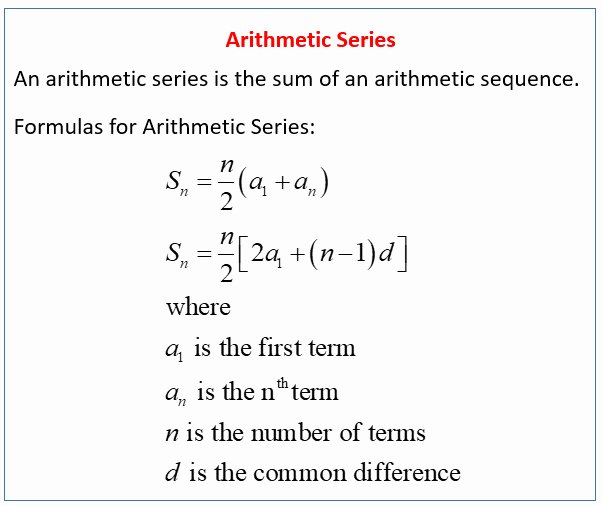 Arithmetic Sequence Worksheet Algebra 1 Awesome Arithmetic Sequence Worksheet