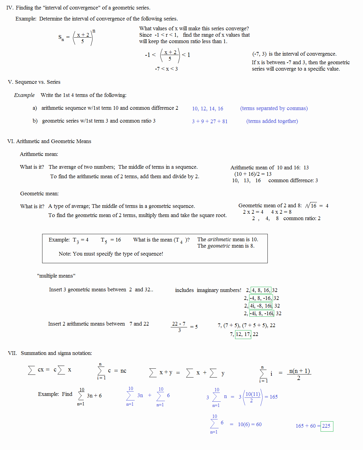 Arithmetic Sequences and Series Worksheet Best Of 51 Arithmetic Sequences and Series Worksheet Arithmetic