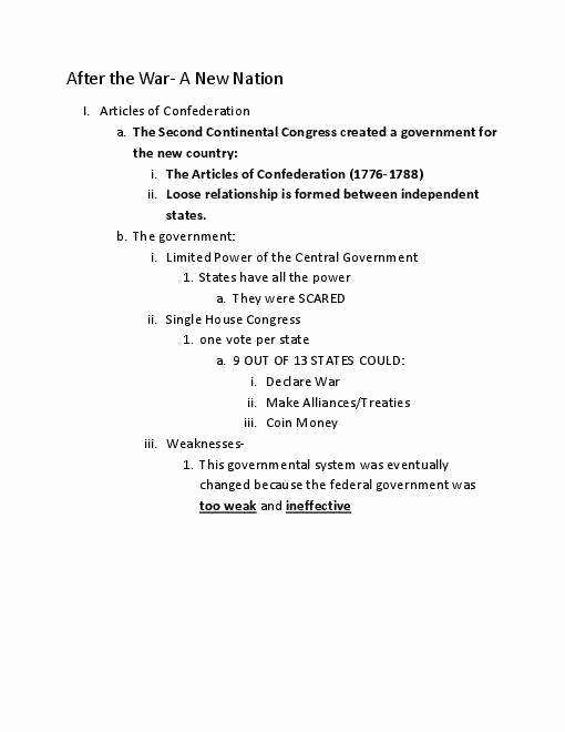 Articles Of Confederation Worksheet Answers Best Of Articles Confederation Worksheet