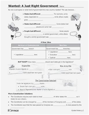 Articles Of Confederation Worksheet Answers New Articles Confederation Worksheet Answers