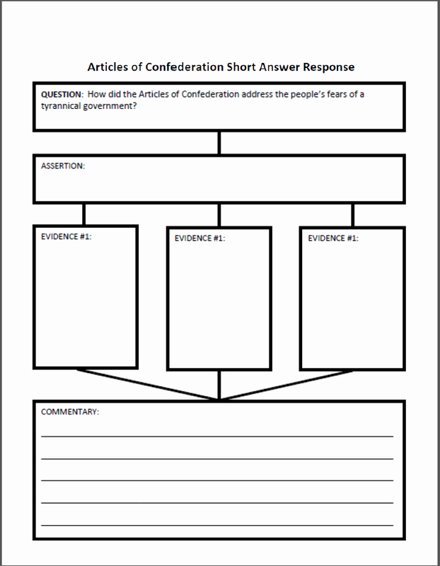Articles Of Confederation Worksheet Best Of Articles Of Confederation 8th Grade social Stu S