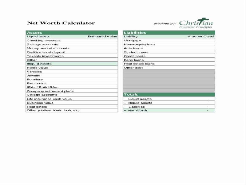 Assets and Liabilities Worksheet Inspirational assets and Liabilities Worksheet Free Printable Worksheets