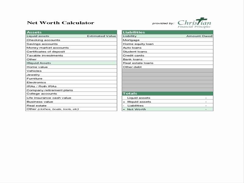 Assets and Liabilities Worksheet Inspirational assets and Liabilities Worksheet Free Printable Worksheets