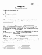 Atomic Structure Review Worksheet Beautiful Answers 221 Unit 2 atomic Structure Worksheet asgn 22 1