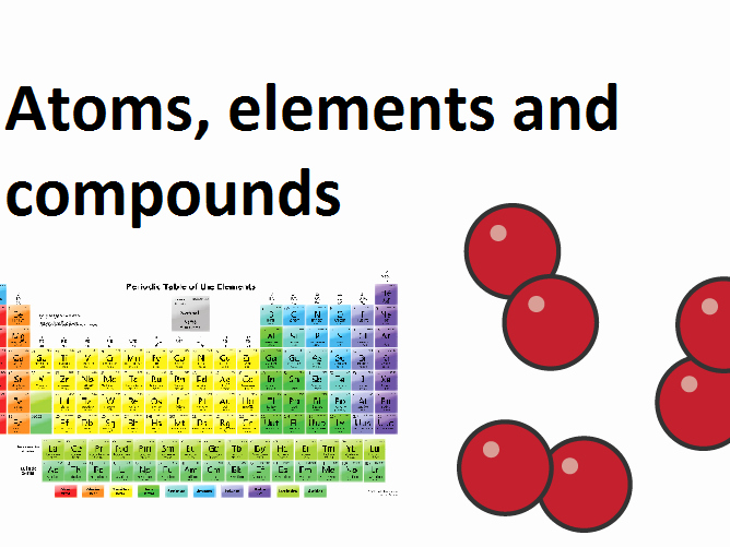 Atoms and Elements Worksheet Awesome atoms Elements and Pounds Worksheet New Syllabus by