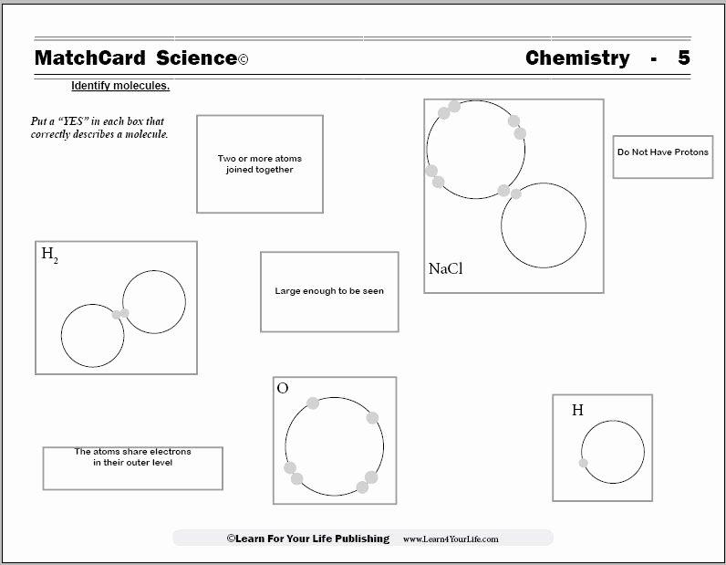 Atoms and Elements Worksheet Lovely Chemistry Worksheets