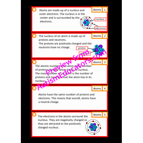 Atoms and Molecules Worksheet Fresh atoms and Molecules Prehension Chemistry Flash Cards