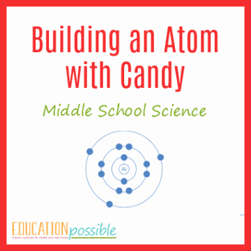 Atoms Worksheet Middle School Fresh Build An atom Worksheet – Middle School Science