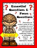 Author Point Of View Worksheet Best Of Authors Point View Worksheet Teaching Resources