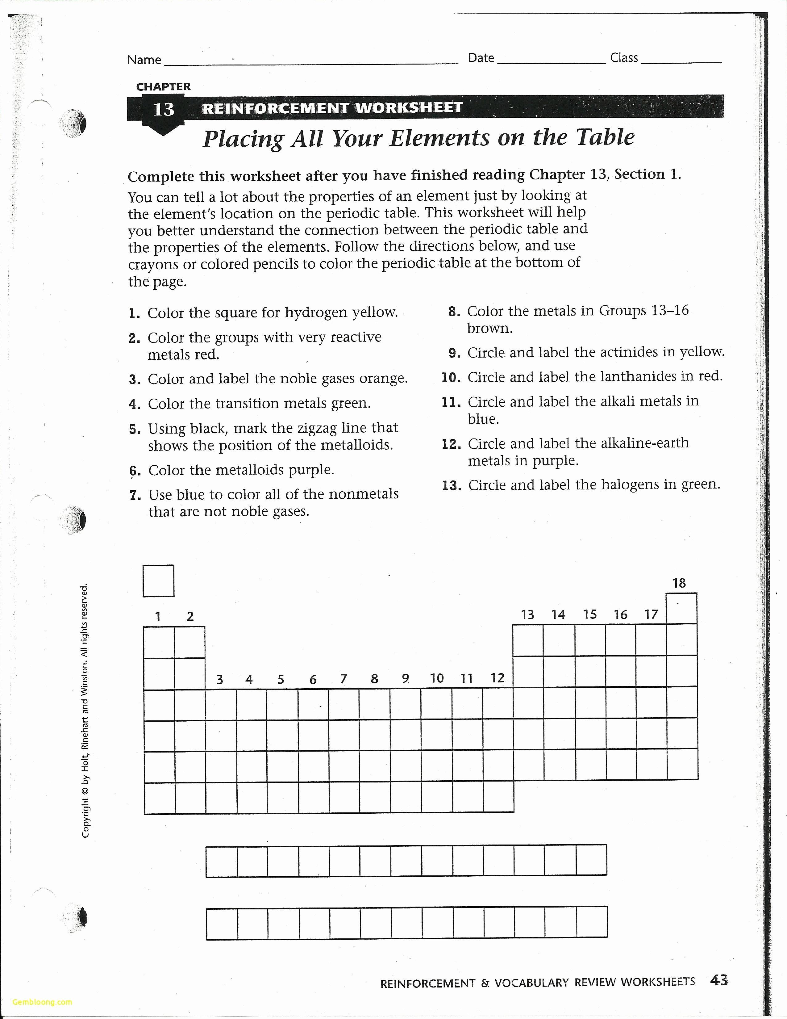 Average atomic Mass Worksheet Answers Best Of Average atomic Mass Worksheet Show All Work Answer Key