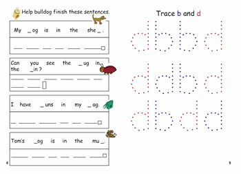 B and D Worksheet Awesome B D Letter Reversals Game Worksheets
