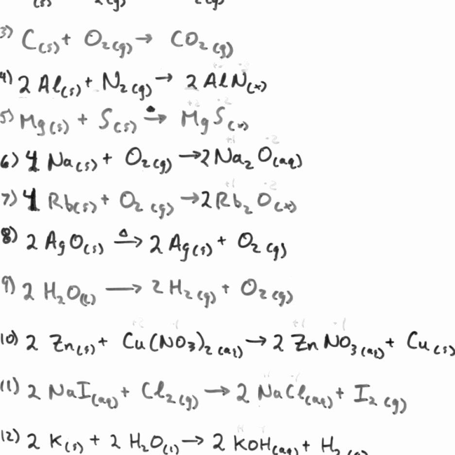 Balancing Act Worksheet Answer Key Luxury Balancing Equations Practice Worksheet Answer Key