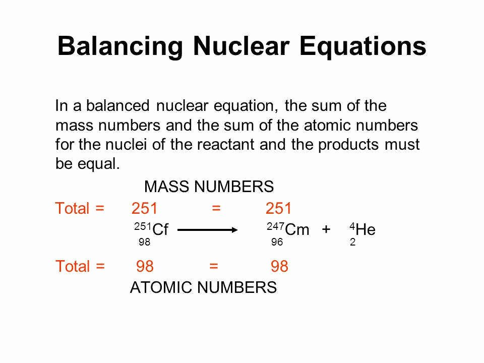 Balancing Nuclear Equations Worksheet Answers New Balancing Nuclear Equations Worksheet Pdf Breadandhearth