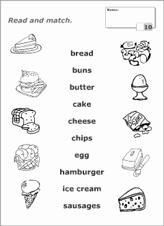 Basic Cooking Terms Worksheet Answers Luxury Image Result for Food Worksheets for Kindergarten Pdf