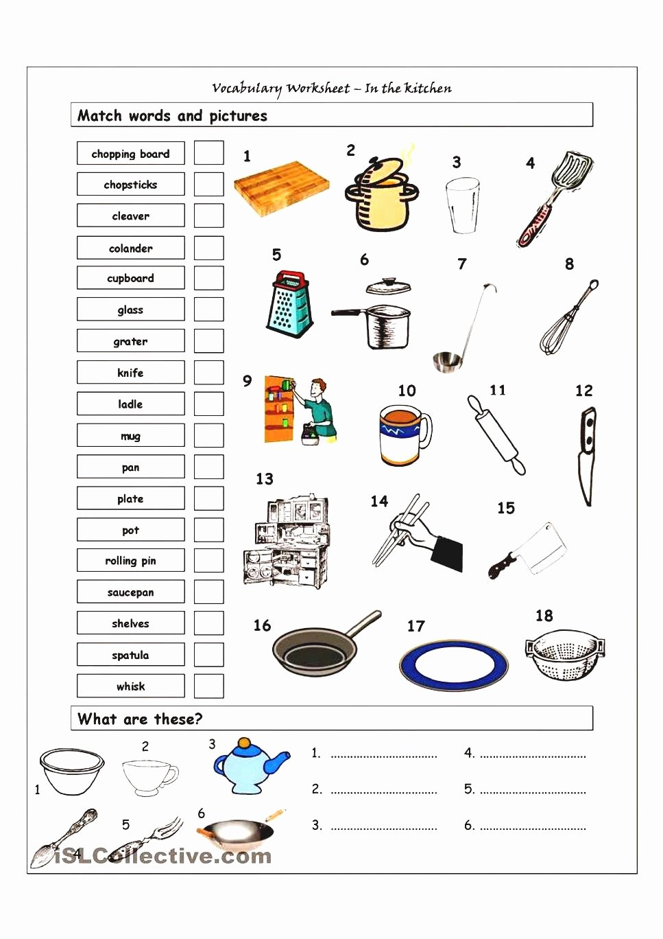 Basic Cooking Terms Worksheet Answers Unique Esl Going to Worksheets Family Tree Worksheet