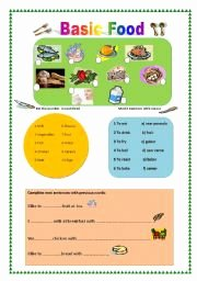 Basic Cooking Terms Worksheet Beautiful English Teaching Worksheets Food