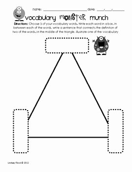Before the Flood Worksheet Inspirational Vocabulary Graphic organizers by Lindsay Flood