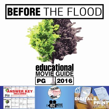 Before the Flood Worksheet Lovely Documentary Archives
