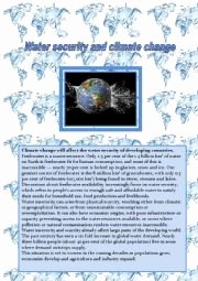 Before the Flood Worksheet Luxury Climate Change 3 Pages Esl Worksheet by Svetic