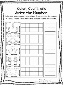 Before the Flood Worksheet Luxury Noah S Ark themed Color Count and Write Printable