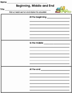 Beginning Middle End Worksheet Best Of Beginning Middle End Worksheet Id 11 Worksheet