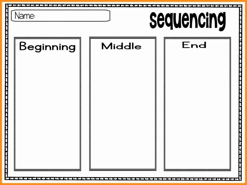 Beginning Middle End Worksheet Luxury Beginning Middle End Worksheet Free Printable Worksheets