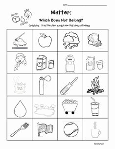 Behavior Of Gases Worksheet Awesome Noun Practice Worksheet Person Place or Thing Color