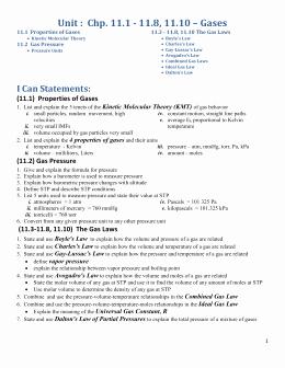 Behavior Of Gases Worksheet Elegant Gay Lussac S Law Worksheet