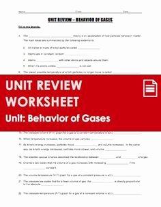 Behavior Of Gases Worksheet Elegant Video Phase Changes by Tyler Dewitt