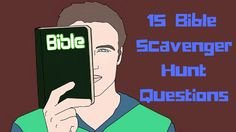 Bible Scavenger Hunt Worksheet Beautiful if You Re Looking for Bible Scavenger Hunt Riddles Here S