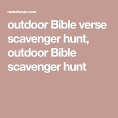 Bible Scavenger Hunt Worksheet Best Of Bible Scavenger Hunt Worksheet