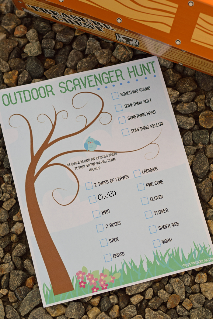 Bible Scavenger Hunt Worksheet Elegant Free Printable Outdoor Scavenger Hunt Includes Regular
