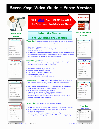 Bill Nye Chemical Reactions Worksheet Best Of Chemical Reactions Video Guide Bill Nye